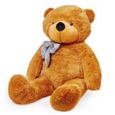 Lumaland Riesen XXL Teddybär braun 120cm