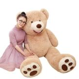 """MorisMos Groß Teddybär Braun 100cm/39"""""""