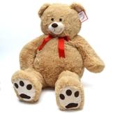 Riesen-Teddy Monti 100cm XXL  Pink Papaya Toys
