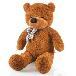 Riesen Teddybär XXL 120 cm Original Feluna Braun