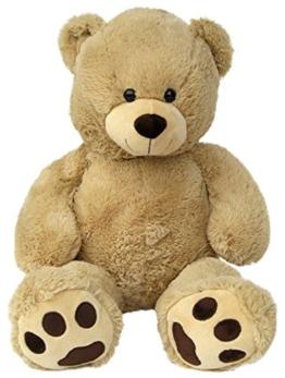 Wagner 9055 Riesen Teddy XXL Teddybär 100 cm groß in hell-braun